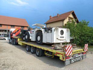 GHH LF 6.1  underground mining loader