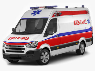new HYUNDAI H 350 ambulance
