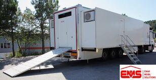 new ÇUHADAR TREYLER MOBİL CLİNİC HOSPİTAL READY ON STOCK ambulance