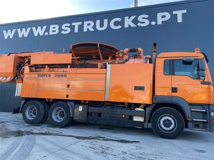 MAN TGA 26.390 combination sewer cleaner
