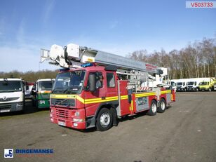 VOLVO FM12 6x4 RHD Bronto Skylift F32HDT Angloco fire truck rescue hydraulic platform