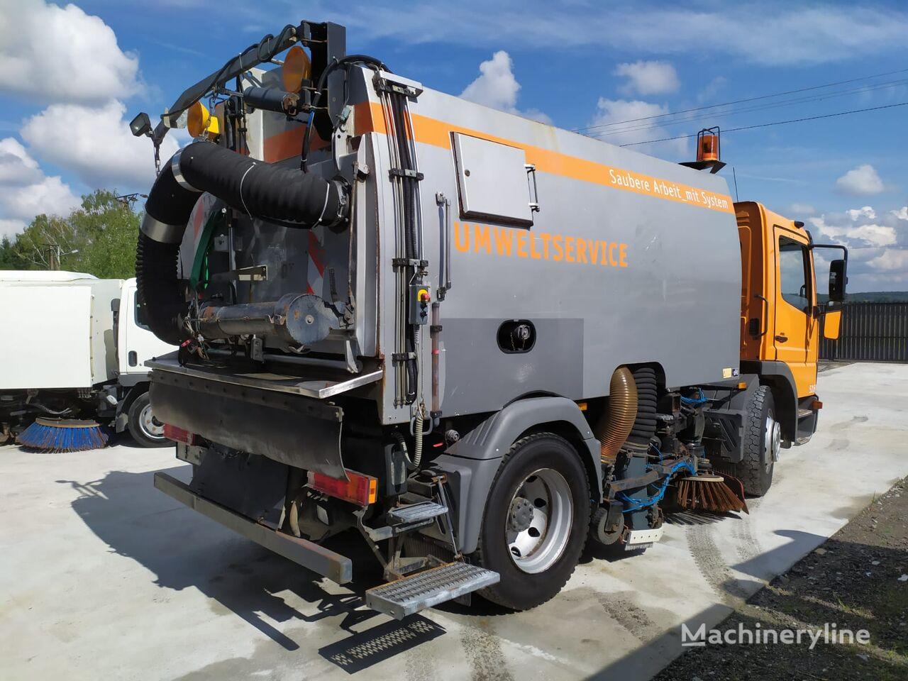 MERCEDES-BENZ Atego 1523 road sweeper