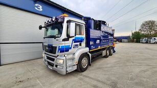 MAN TGS 26.440  sewer jetter truck