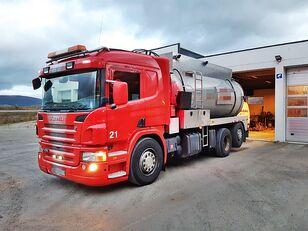 SCANIA P 420 6x2*4 *Fäkalienwagen*Progress tank*14000L* vacuum truck