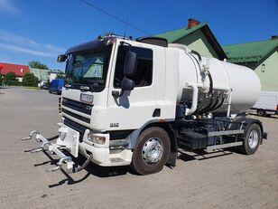 new DAF water sprinkler truck