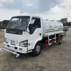 ISUZU 4K watering cart water sprinkler truck
