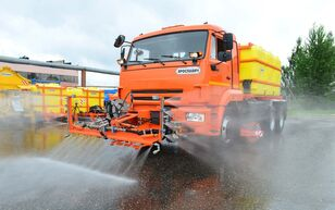 new KAMAZ Коммунальная дорожная машина КДМ 76-15 water sprinkler truck