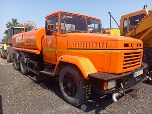 KRAZ 6510 water sprinkler truck