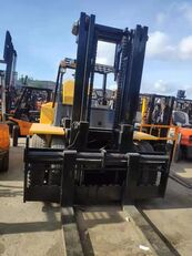 TOYOTA FD100 container handler